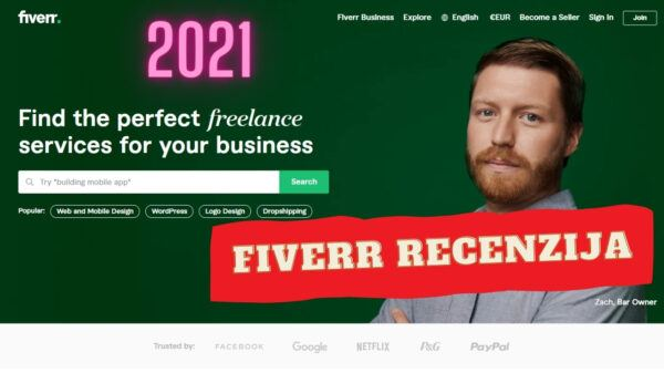 fiverr recenzija
