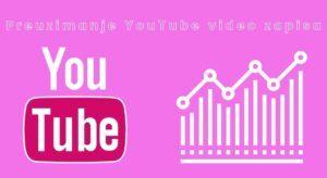 Preuzimanje YouTube videozapisa