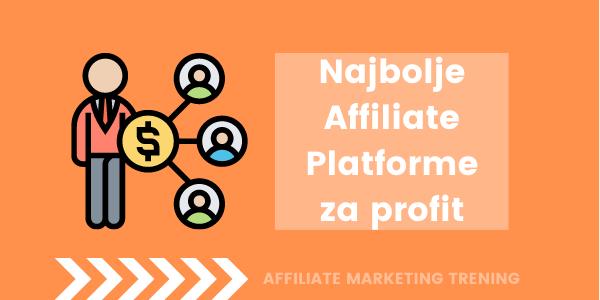 affiliate platforme