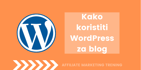Wordpress za blog